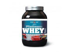 Протеин PLATINUM WHEY BASIC 900 г банан