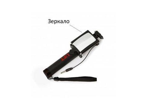 Монопод для селфи UFT SS11 с зеркалом и шнуром Black (SS11 Black) Харьков