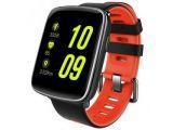 Цены на Умные часы Nomi W20 Black/Red ...