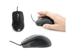 Мышка 2E MF103 USB Black (2E-MF103UB)
