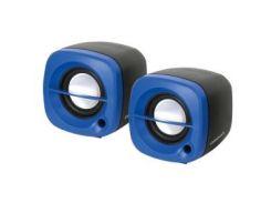 Аккустика Omega 2.0 OG-15 6W Blue USB