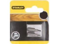 Биты Stanley Pz2, 25мм, 2шт.