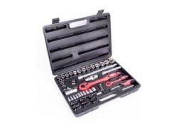 Профессиональный набор инструмента INTERTOOL ET-6072