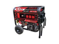 Генератор бензиновый макс. мощн. 6 кВт INTERTOOL DT-1155