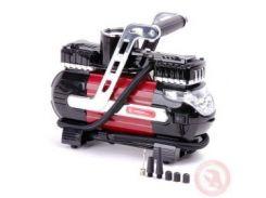 Компрессор автомобильный 12В, два цилиндра 30 мм INTERTOOL AC-0003