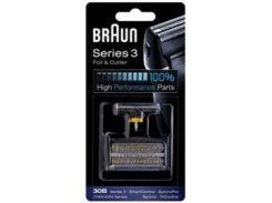 Бреющая сетка и режущий блок BRAUN Series 3 30B