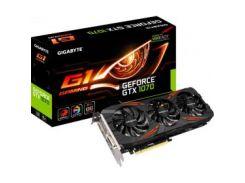 Видеокарта GF GTX 1070 8Gb GDDR5 Gaming Gigabyte (GV-N1070G1 GAMING-8GD)