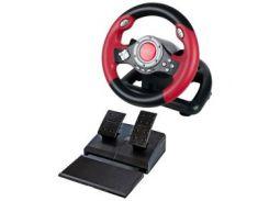 Руль Defender Challenge Mini LE (64351) черно-красный USB