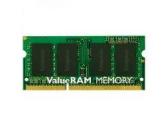 Модуль памяти SO-DIMM 2GB DDR3 1333 Kingston ValueRAM (KVR13S9S6/2)