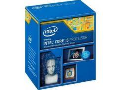 Процессор Intel Core i5 4460 3.2GHz (6mb,  Haswell, 84W, S1150) Box (BX80646I54460)