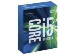 Процессор Intel Core i5 6600K 3.5GHz (6mb, Skylake, 91W, S1151) Box (BX80662I56600K) no cooler