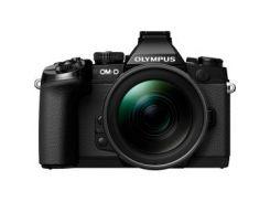 Цифровая фотокамера OLYMPUS E-M1 12-40 Kit Black