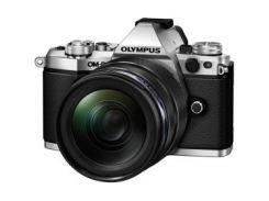 Цифровая фотокамера OLYMPUS E-M5 mark II 12-40 PRO Kit Silver