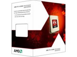 Процессор AMD FX-4300 X4 sAM3+ (3.8GHz, 8MB, 95W) BOX