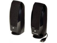 Акустика LOGITECH S150 Black 2.0, USB, OEM