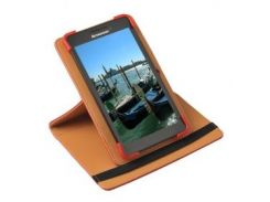 "Чехол для планшетов универсальный 7"""" Grand-X TC03 Brown (UTC - GX7TC03BR)"