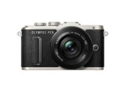 Цифровой фотоаппарат OLYMPUS E-PL8 14-42 mm Pancake Zoom Kit black/black (V205082BE000)