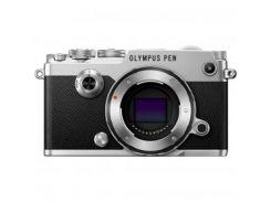 Цифровой фотоаппарат OLYMPUS PEN-F Body silver (V204060SE000)