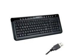 Клавиатура KL-40-USB A4-tech