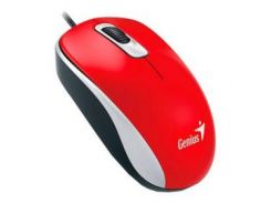 Мышь Genius DX-110 (31010116104) Red USB