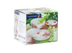 Сервиз LUMINARC SWEET IMPRESSION /X19 предм (E4946)