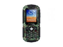 "Мобильный телефон Sigma mobile X-treme IT67 Dual Sim Khaki (4827798283233); 2"""" (176x220) TFT / клав"