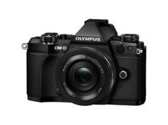 Цифровая фотокамера OLYMPUS E-M5 mark II Pancake Zoom 14-42 Kit Black
