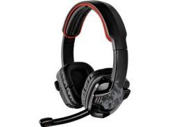 Гарнитура TRUST GXT 340 7.1 Surround Gaming Headset Black (19116)