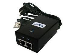 Инжектор Ubiquiti POE-24V-12W-G (24V, 12W, Gigabit)