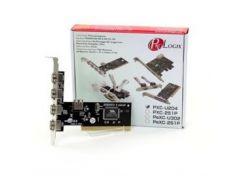 Контроллер PCI 4xUSB 2.0 ProLogix (PXC-U204) + 1 внутренни