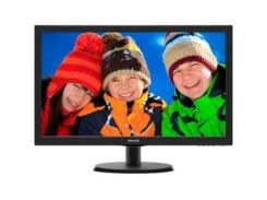 "Монитор TFT PHILIPS 21.5"""" 223V5LHSB/01 16:9 LED HDMI Black"