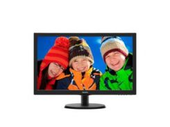 "Монитор TFT PHILIPS 21.5"""" 223V5LSB/62 16:9 w-LED Black"
