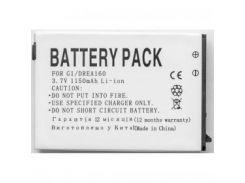 Аккумуляторная батарея PowerPlant HTC DREA160 (Google G1, Dream) (DV00DV6155)