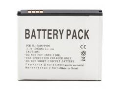 Аккумуляторная батарея PowerPlant LG FL-53HN (P990, P920, P990, P993, Optimus 3D) (DV00DV6097)