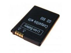 Аккумуляторная батарея PowerPlant LG IP-520N (GD900) (DV00DV6114)