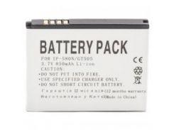Аккумуляторная батарея PowerPlant LG IP-580N (GC900, GC900e, GW525, GT505, GT400) (DV00DV6093)