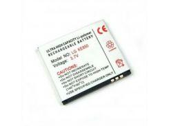 Аккумуляторная батарея PowerPlant LG IP-A750 (KE850 PRADA, KG99, KE820) (DV00DV6098)