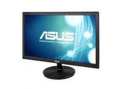 "Монитор ASUS 21.5"""" VS228DE Black;1920 x 1080, 200 кд/м2, 5 мс, D-Sub"