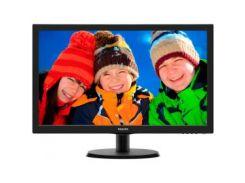 """Монитор TFT PHILIPS 21.5"""""""" 223V5LSB/01 16:9 w-LED DVI Black"""