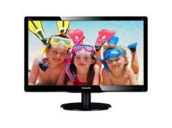 """Монитор TFT PHILIPS 19.53"""""""" 200V4QSBR/00 16:9 MVA FullHD DVI Black"""