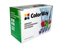 Комплект перезаправляемых картриджей ColorWay Epson P50/PX50/650/700 (6х100мл) (P50RC-6.1)