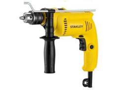 Дрель Stanley  SDH600 ударная, 600Вт. 13мм, 0-2900об/мин.