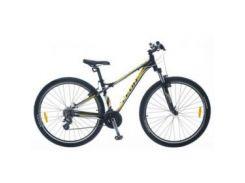 "Велосипед Leon 29"" TN 85 AM 16"" Al черно-желтый 2014 (SKD-LN-29-000-1)"