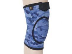 Бандаж для коленного сустава и связок, закрыт ARMOR ARK2106 размер S,синий