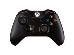 Геймпад Microsoft Official Xbox One S Wireless Controller, Black