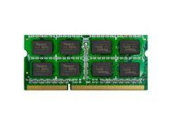 Модуль памяти SO-DIMM 2Gb DDR3 1333 Team (TED32G1333C9-S01)