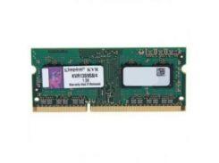 Модуль памяти SO-DIMM 4GB/1333 DDR3 Kingston ValueRAM (KVR13S9S8/4)