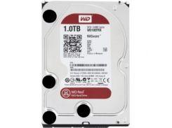 Накопитель HDD SATA 1.0Tb WD, 6Gb/s, 64Mb, Caviar Red (WD10EFRX)