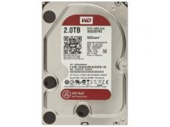 Жесткий диск HDD SATA 2.0Tb WD, 64Mb, Caviar Red ( WD20EFRX)
