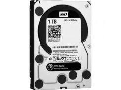 Накопитель HDD SATA 1.0Tb WD, 64Mb, Caviar Black (WD1003FZEX)